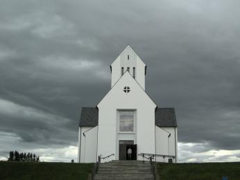 Kostel ve Skálholtu