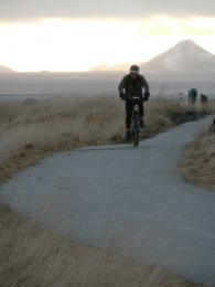 Cyklistika na Islandu je jen pro otrlé aotužilé