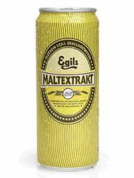 Oblíbený nealko nápoj Egils Malt