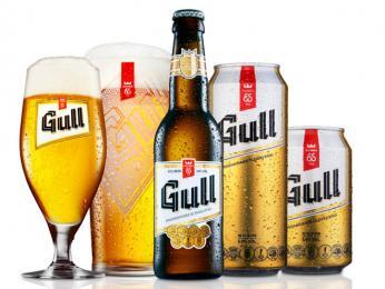 Pivo značky Egil´s Gull