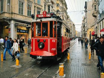 Nostalgická tramvaj