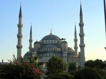 Modrá mešita sultána Ahmeda