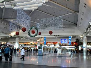 Odbavovací hala Atatürkova letiště
