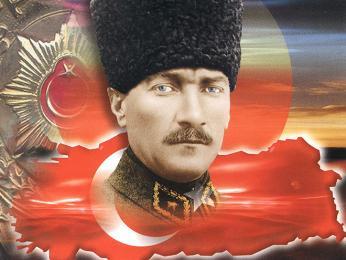 Mustafa Kemal Atatürk, zakladatel moderního tureckého státu