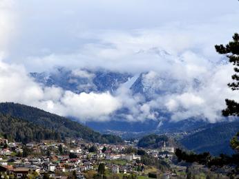 Dolomity a italské Alpy obecně disponují nejoblíbenějšími lyžařskými středisky