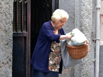 Úcta krodičům a ke starším je vItálii velmi silná