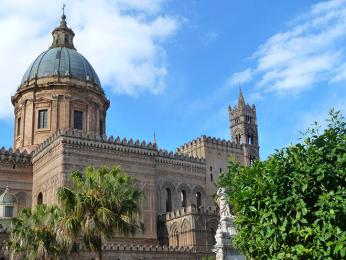 Palermská katedrála z12.století