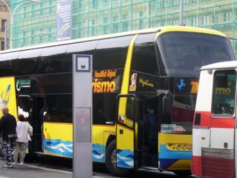 Cesta autobusem do Itálie trvá12až24hodin