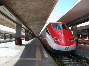 Frecciarossa, vlak podobný našemu Pendolinu
