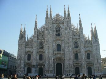 Katedrála Narození Panny Marie vMiláně (Duomo Milano)