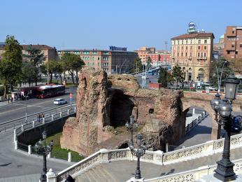 Bologna je klidným univerzitním městem
