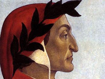 Dante Alighieri je považován za zakladatele spisovné moderní italštiny