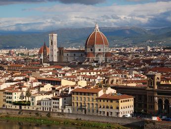 Florencie je město renesance