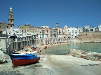 V italské Apulii panuje poklidné tempo