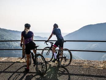 Speciální oblečení vám na cyklodovolené zajistí komfort