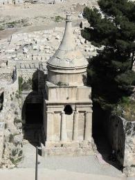 Abšalónova hrobka