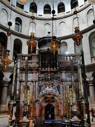 Kaple chrámu Božího hrobu