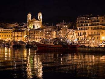 Večerní Bastia