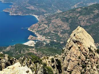 Portský záliv z Capo d'Orto