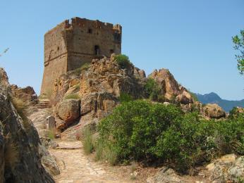 Janovská obranná věž