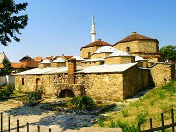 Gazi Mehmet Paša Hammam – turecké lázně z16.století