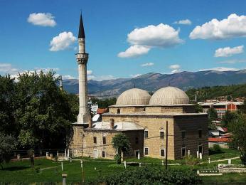 Jedna zmešit Prizrenu - Mešita Mustafa Paši