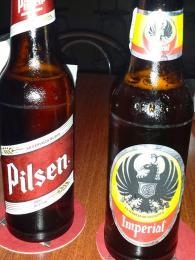 Pivo je na Kostarice velmi populární