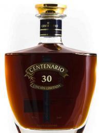 Vyhlášený kostarický rum Centenario