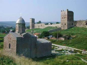 Feodosija je lázeňské město, které existuje více než 25století