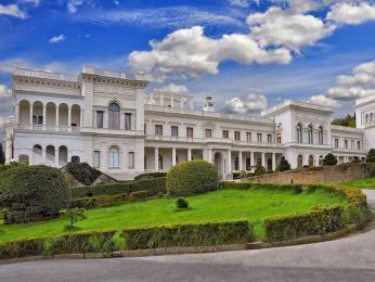 Palác Livadia se zapsal do dějin vúnoru 1945, při konferenceopoválečné Evropě