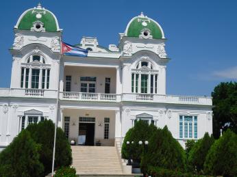 Club Cienfuegos dnes slouží jako sídlo jachtařského klubu
