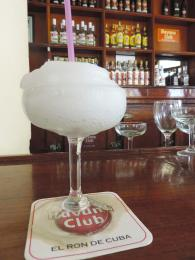 Oblíbený Hemingwayův drink daiquirí
