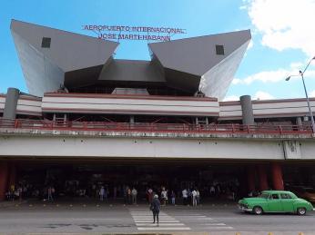 Mezinárodní letiště José Martí vHavaně