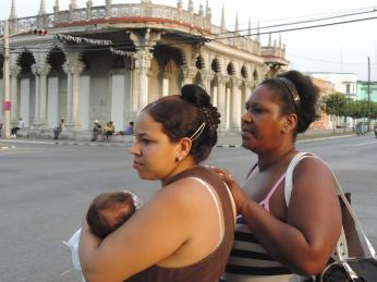 Rodina a přátelství je na Kubě základ