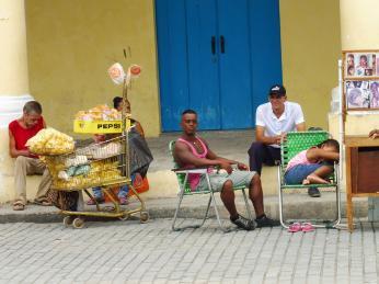 Výraz mañana uslyšíte často, protože na Kubě se nikam nespěchá