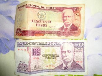 Peso cubano je v současnosti jedinou oficiální kubánskou měnou