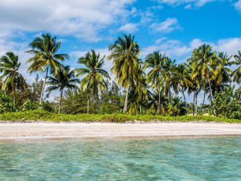 Playa Larga leží vproslulé Zátoce sviní