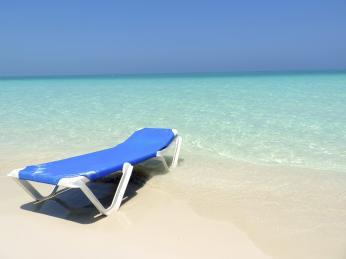 Jedna znejkrásnějších pláží vKaribiku Playa Pilar
