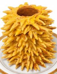 Zajímavým dárkem může být koláč šakotis atypického tvaru