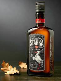 Starka je tradiční litevskou žitnou lihovinou