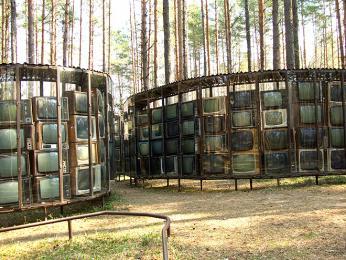 LNK Infotree, jedno znejznámějších děl Evropského parku