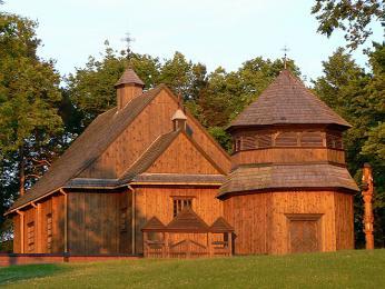 Kostel Sv. Jozefa je považovaný za nejstarší dochovaný dřevěný kostel vLitvě