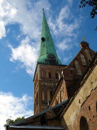 Kostel svatého Jakuba je sídlem katolického arcibiskupství