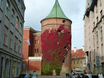 Prašná věž zůstala jediná dochovaná zvěží městského opevnění