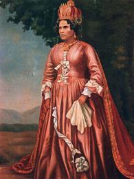 Ranavalona I., královnavětšiny Madagaskaru vletech 1828–1861