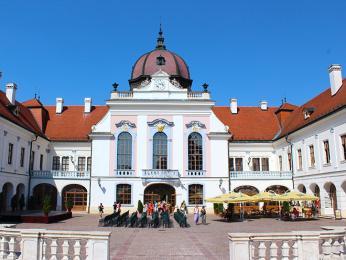 Gödöllő patří mezi největší barokní zámkyvMaďarsku
