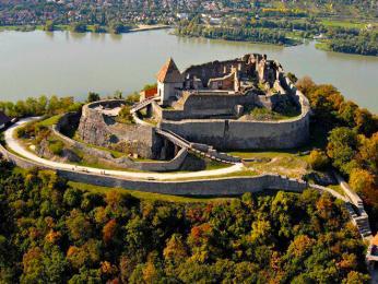 Hrad Visegrad postavili Uhři na obranu proti Mongolům