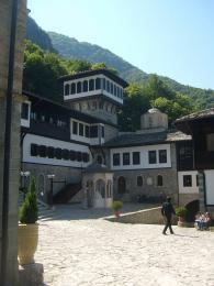 Pravoslavný klášter sv. Jana zvaný Bigorski