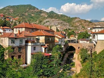 Kratovo je město středověkých mostů avěží