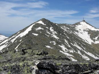 Na vrcholu Pelisteru je jedna ze dvou stanic horské služby v Makedonii